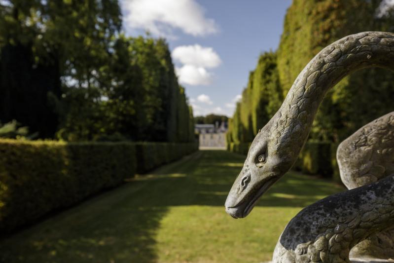 Revenda residencial de prestígio castelo Beauvais 3000000€ - Fotografia 9