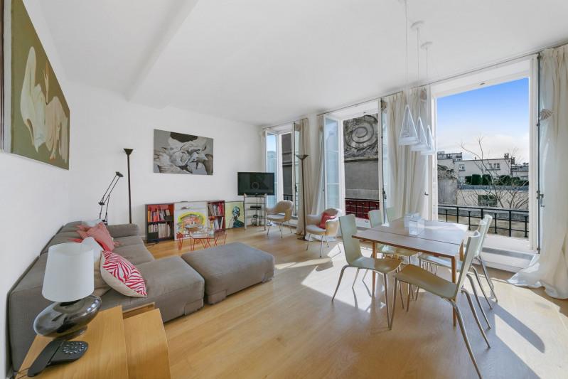 Verkoop van prestige  appartement Paris 3ème 820000€ - Foto 2