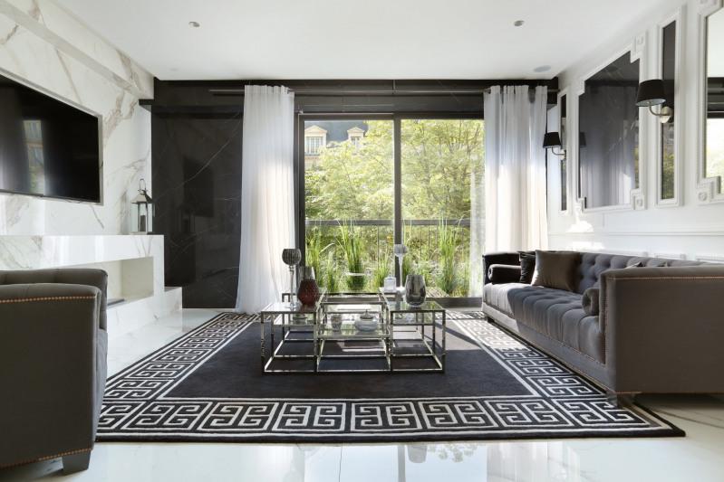 Vente de prestige appartement Paris 8ème 1750000€ - Photo 3