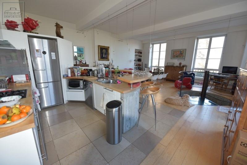 Vente de prestige appartement Saint germain au mont d'or 595000€ - Photo 3