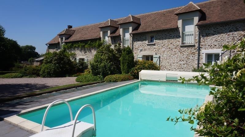 Vente de prestige maison / villa Houdan 15 mn 890000€ - Photo 1