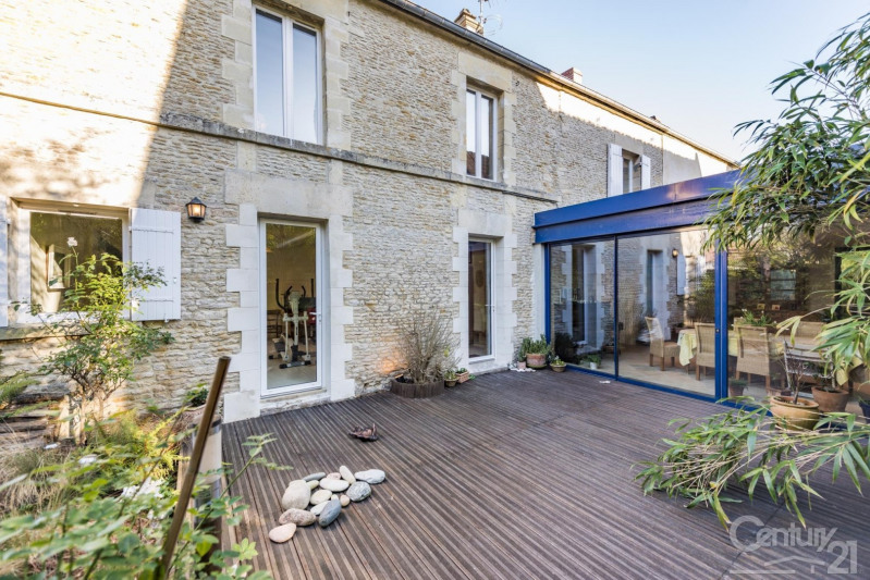 Deluxe sale house / villa Caen 599000€ - Picture 1