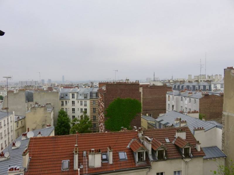 Rental apartment Paris 18ème 540€ CC - Picture 5