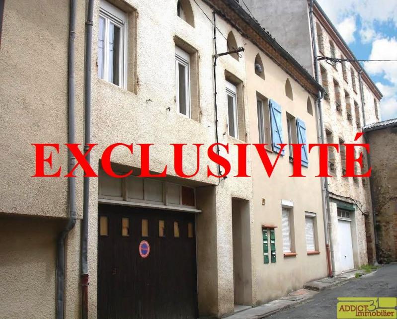 Produit d'investissement immeuble Secteur briatexte 211000€ - Photo 1