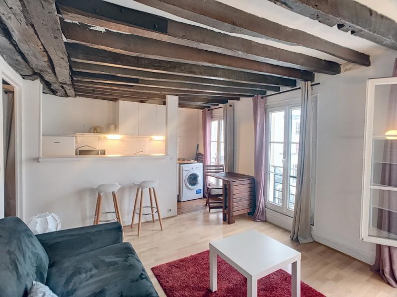 Sale apartment Paris 3ème 420000€ - Picture 4