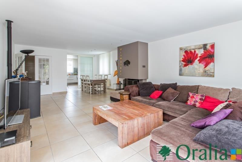 Vente de prestige maison / villa La tour de salvagny 600000€ - Photo 3