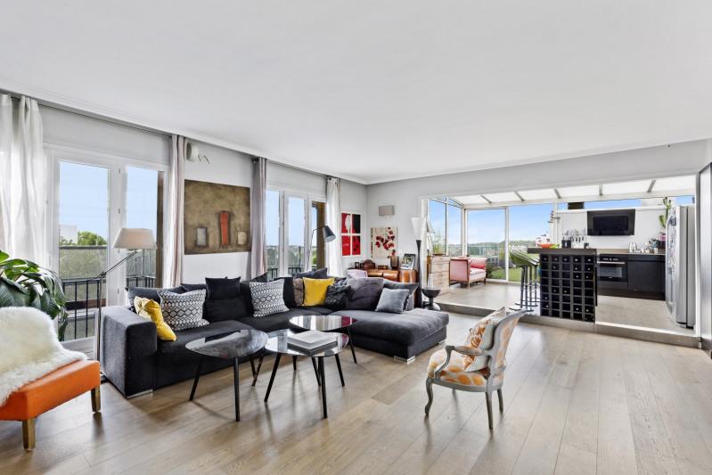 Vente de prestige appartement Saint cloud 1090000€ - Photo 1