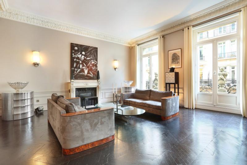 Vente de prestige appartement Paris 8ème 4320000€ - Photo 4