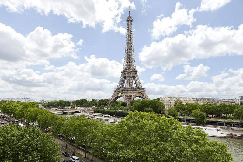 Immobile residenziali di prestigio appartamento Paris 16ème 6500000€ - Fotografia 1