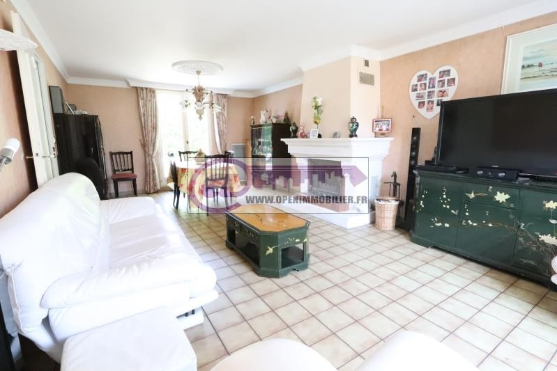 Vente maison / villa Montmagny 374000€ - Photo 2