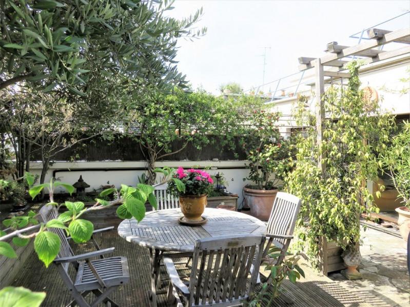 Deluxe sale apartment Paris 18ème 1100000€ - Picture 1