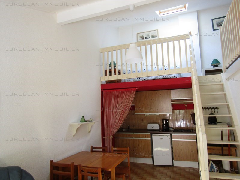 Alquiler vacaciones  casa Lacanau ocean 229€ - Fotografía 6