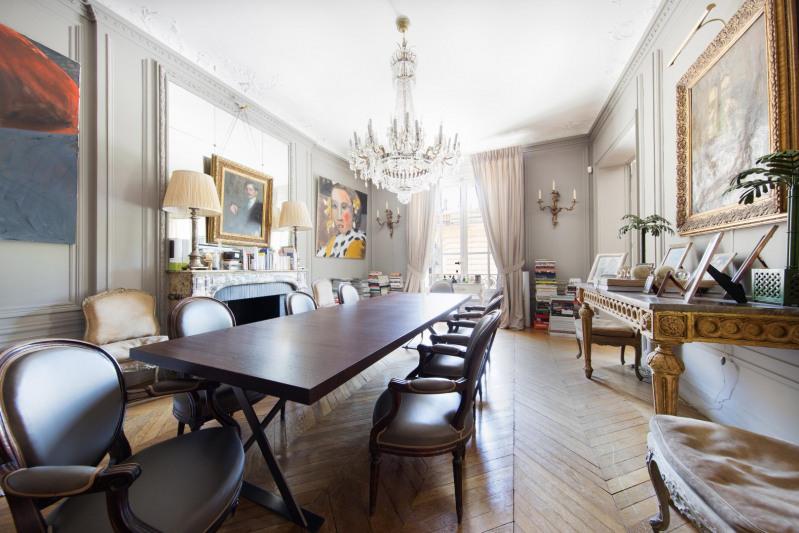 Revenda residencial de prestígio apartamento Paris 7ème 5600000€ - Fotografia 5