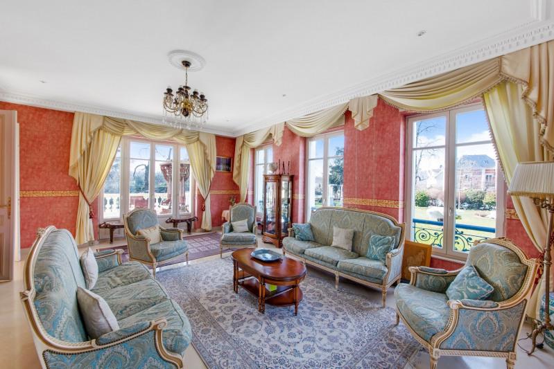 Verkauf von luxusobjekt ville Le vésinet 7350000€ - Fotografie 5