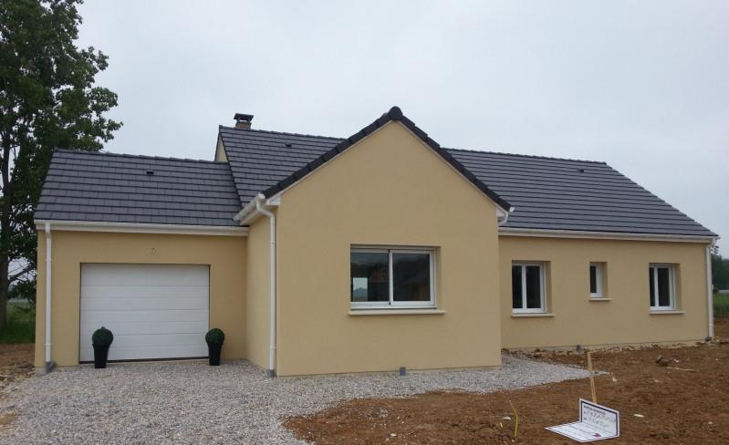 Maison  5 pièces + Terrain 500 m² Garcelles-Secqueville par MAISON FAMILIALE CAEN
