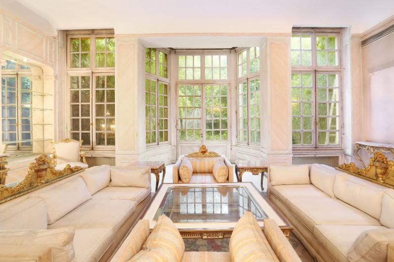 Vente de prestige maison / villa Paris 16ème 8700000€ - Photo 1