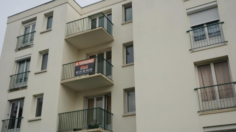 Rental apartment Caen 440€ +CH - Picture 1