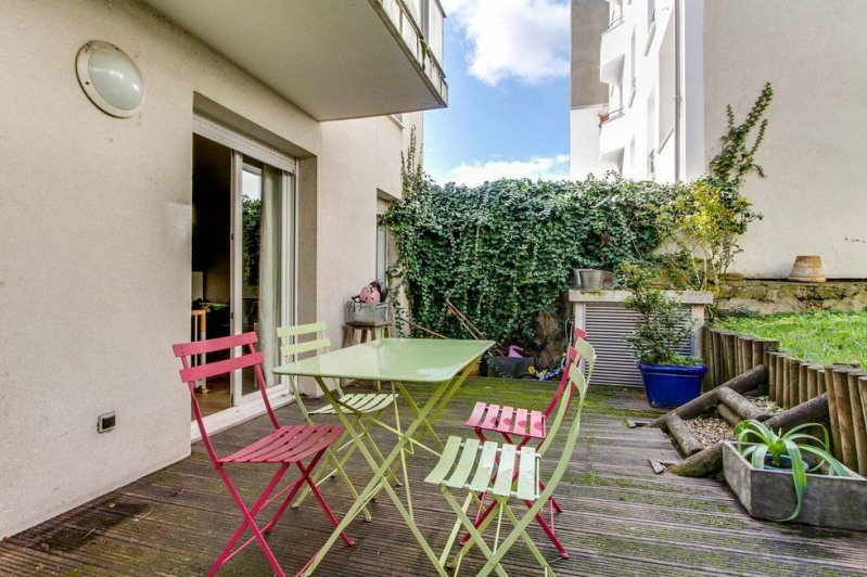 Vente appartement Paris 20ème 785 000€ - Photo 1