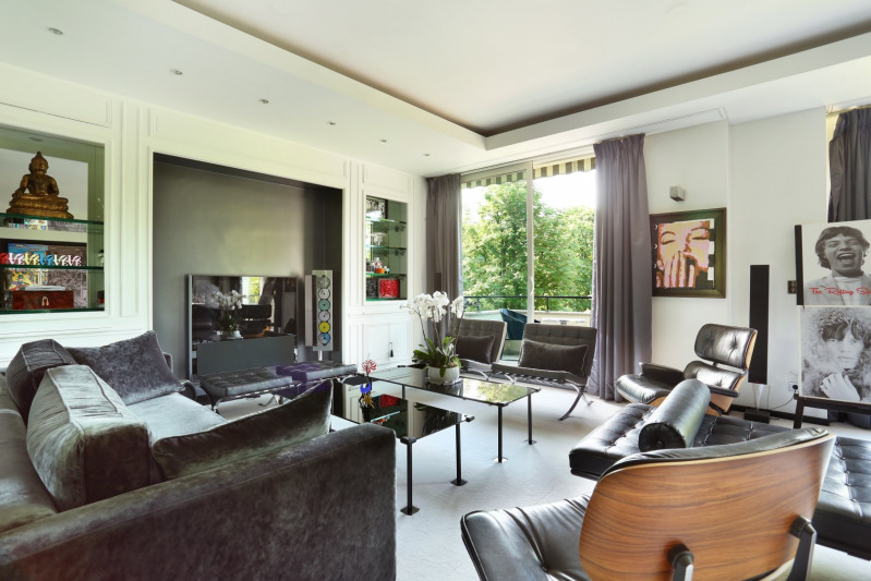 Deluxe sale apartment Neuilly-sur-seine 1890000€ - Picture 8