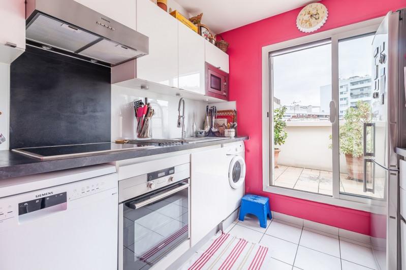 Deluxe sale apartment Paris 18ème 1100000€ - Picture 5