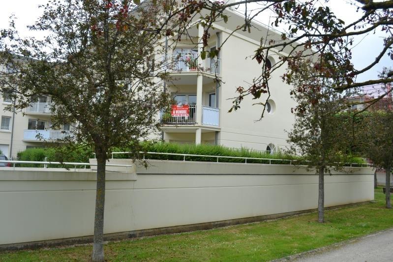 Vente appartement Caen 192600€ - Photo 1