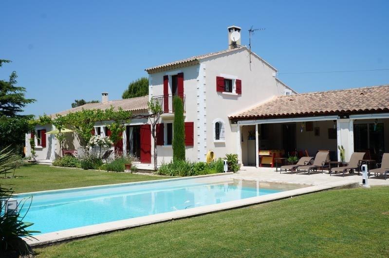 Immobile residenziali di prestigio casa St remy de provence 1155000€ - Fotografia 4