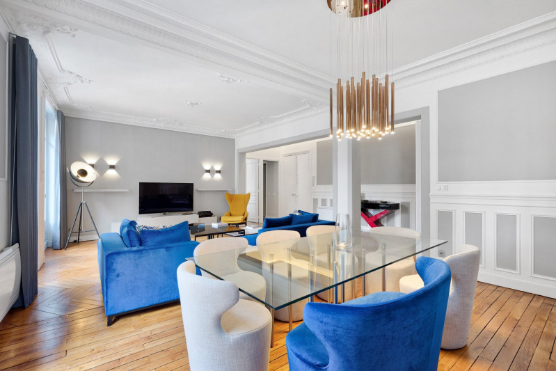 Deluxe sale apartment Paris 16ème 1 790 000€ - Picture 4