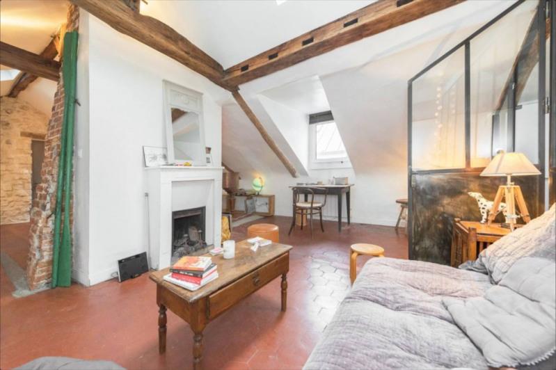 Vente appartement Paris 2ème 550000€ - Photo 5