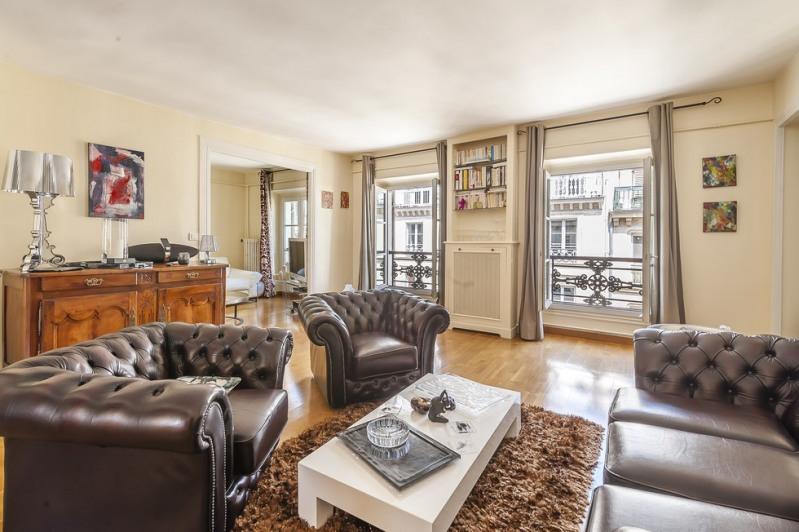 Deluxe sale apartment Paris 9ème 1240000€ - Picture 1
