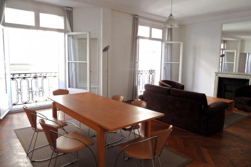 Rental apartment Paris 8ème 3350€ CC - Picture 2