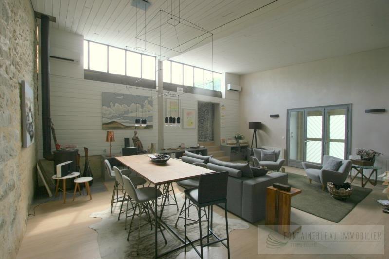 Sale loft/workshop/open plan Thomery 314000€ - Picture 7