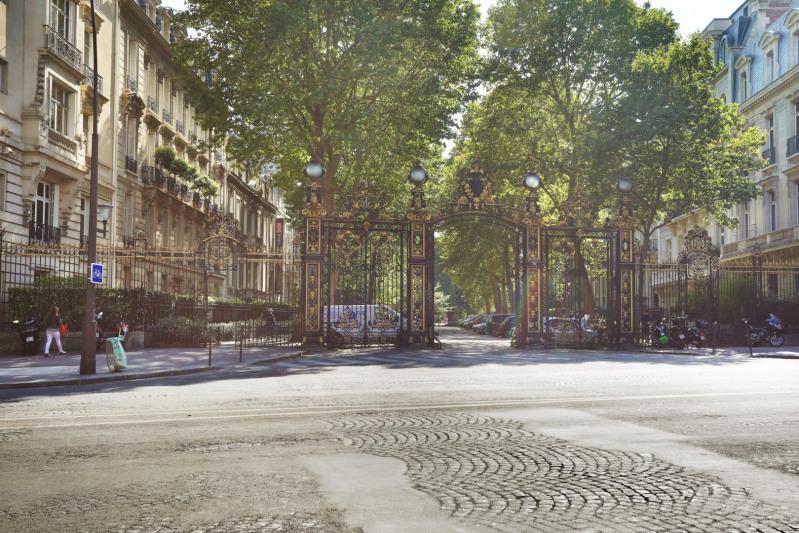 Venta de prestigio  apartamento Paris 8ème 1030000€ - Fotografía 12