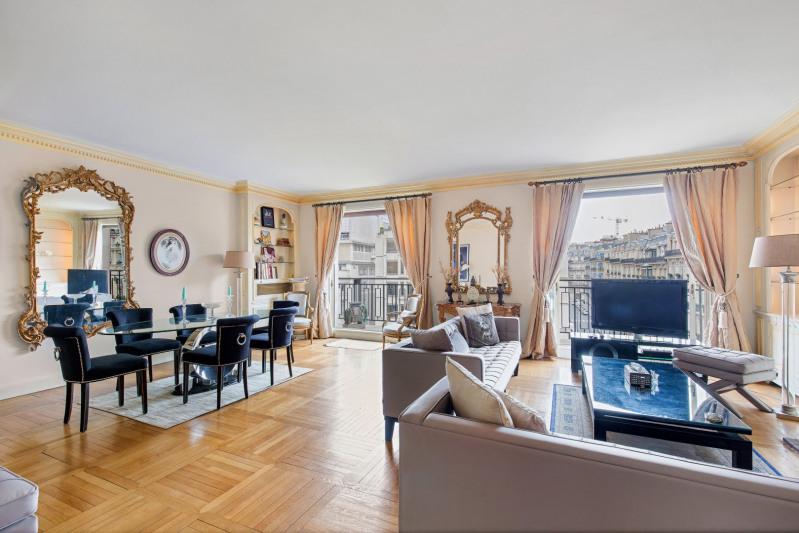 Verkauf von luxusobjekt wohnung Paris 8ème 2500000€ - Fotografie 2