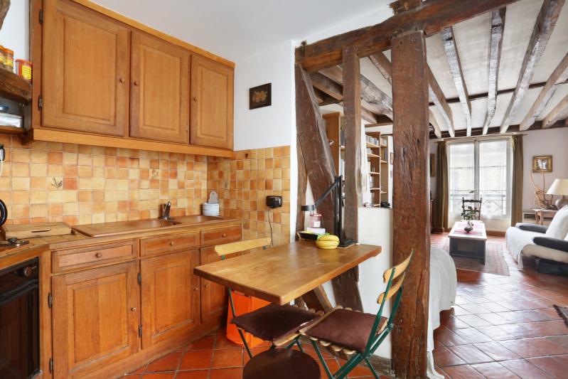 Verkoop van prestige  appartement Paris 4ème 475000€ - Foto 7
