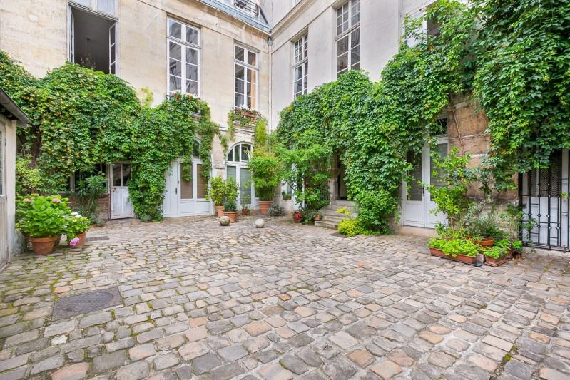 Paris IVe - Rue Beautreillis