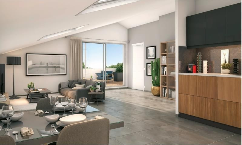 Vente appartement Toulouse 275900€ - Photo 3