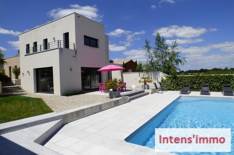Deluxe sale house / villa Montelier 615000€ - Picture 1