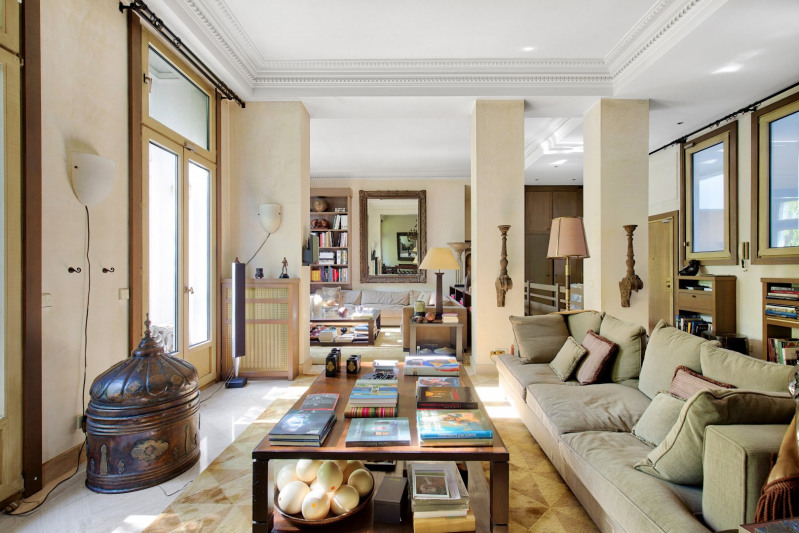Deluxe sale apartment Neuilly-sur-seine 2960000€ - Picture 6