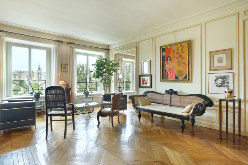 Deluxe sale apartment Paris 7ème 6 500 000€ - Picture 1