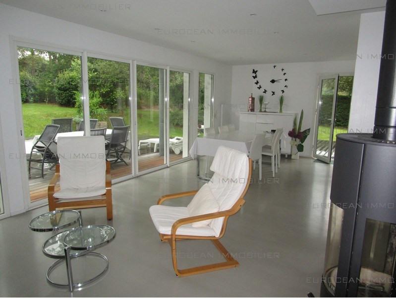 Alquiler vacaciones  casa Lacanau-ocean 1133€ - Fotografía 8