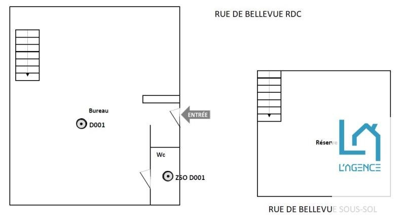 Rental office Boulogne billancourt 1500€ HT/HC - Picture 5
