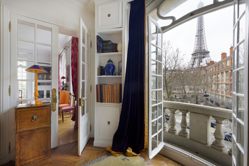 Revenda residencial de prestígio apartamento Paris 7ème 4680000€ - Fotografia 8