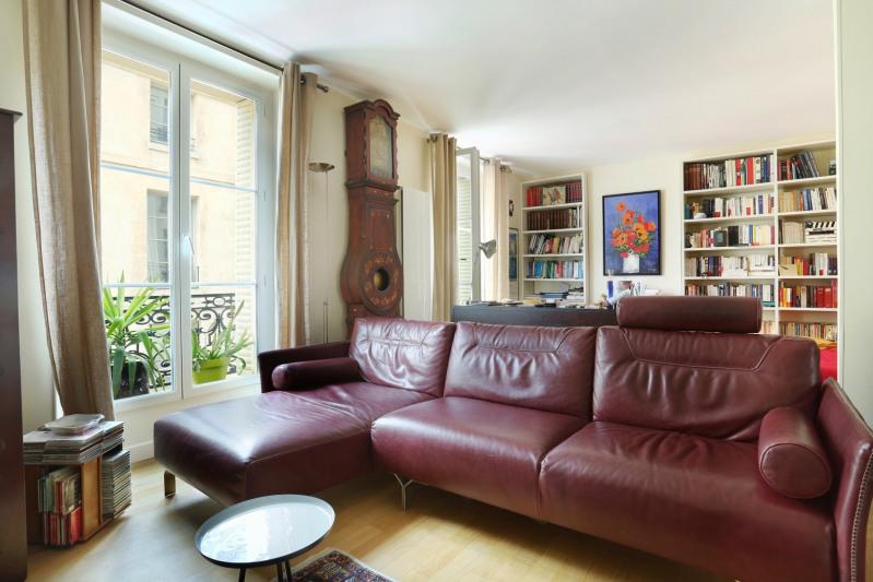 Verkauf von luxusobjekt wohnung Paris 4ème 885000€ - Fotografie 1