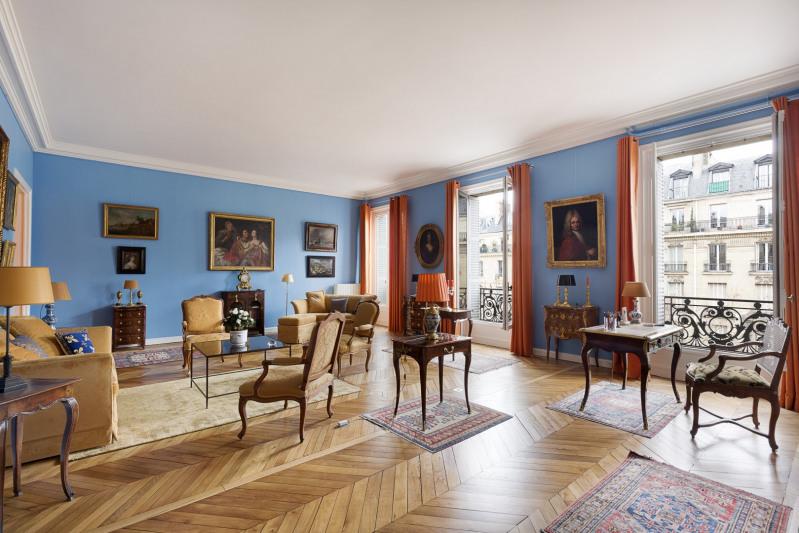 Vente de prestige appartement Paris 8ème 2600000€ - Photo 3