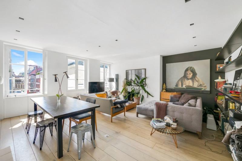 Verkoop van prestige  appartement Paris 3ème 1600000€ - Foto 7
