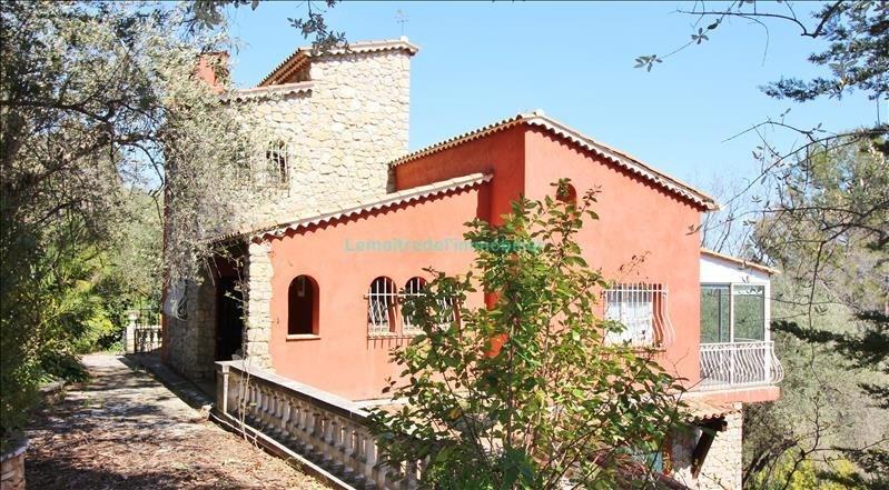 Vente maison / villa Le tignet 410000€ - Photo 2