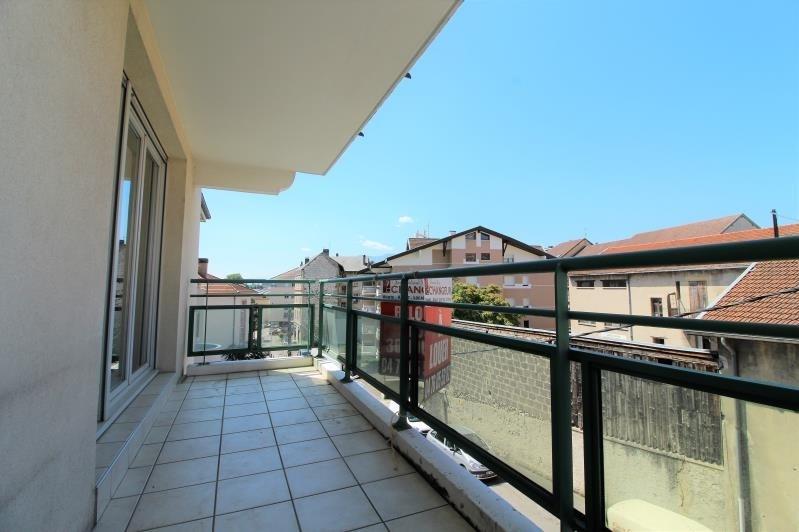 Location appartement Voiron 698€ CC - Photo 1