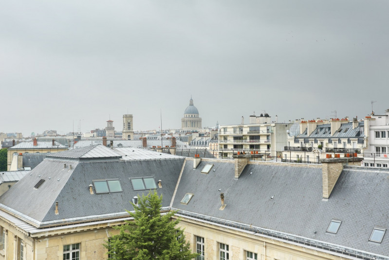 Vente de prestige appartement Paris 5ème 1360000€ - Photo 15