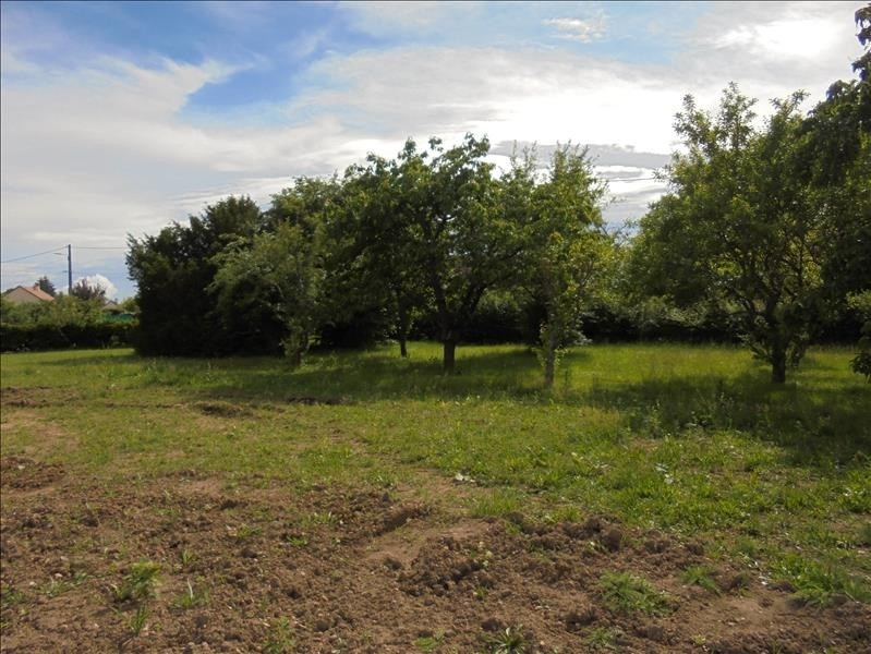 Vente terrain Yzeure 70 000€ - Photo 1