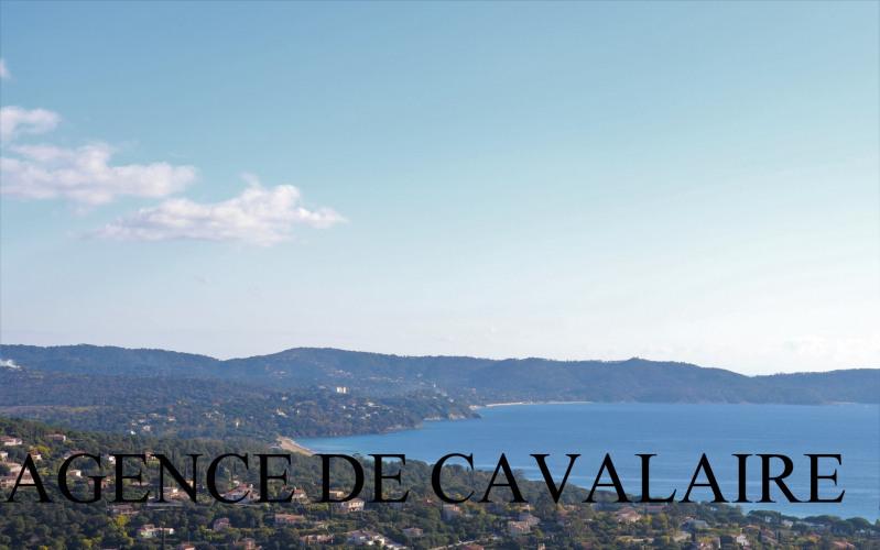 Sale house / villa Cavalaire-sur-mer 450000€ - Picture 1